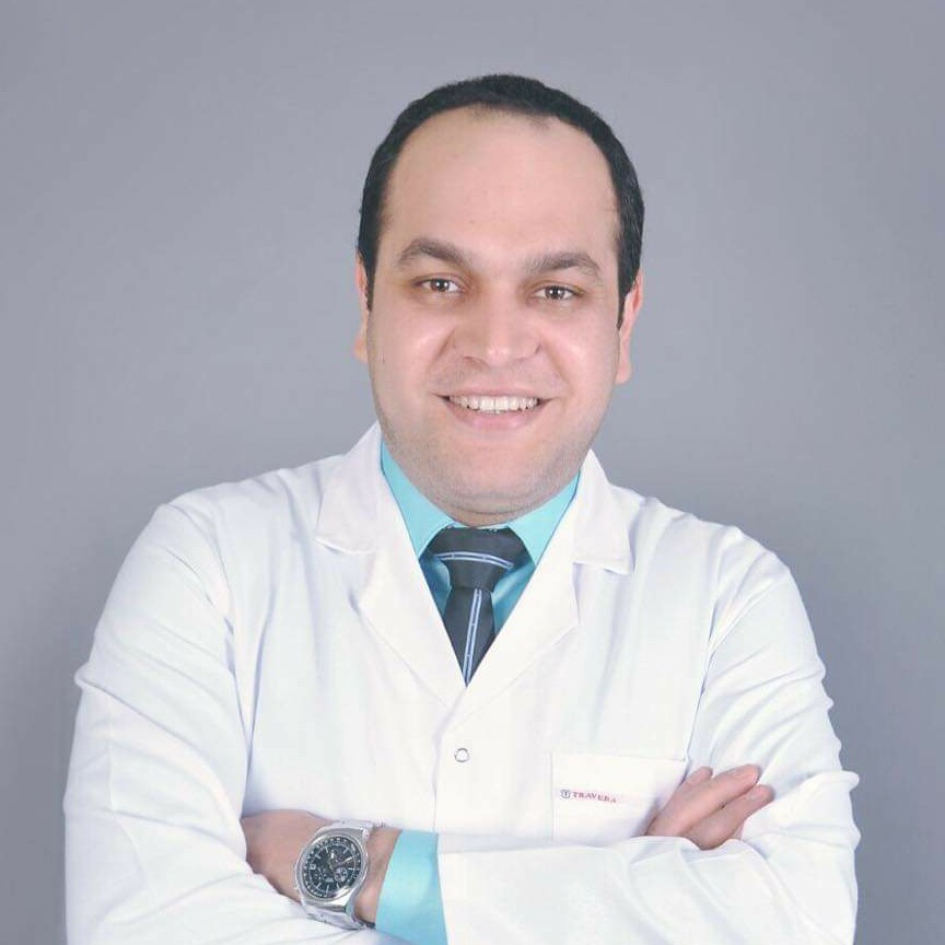 دكتور ابراهيم حسان