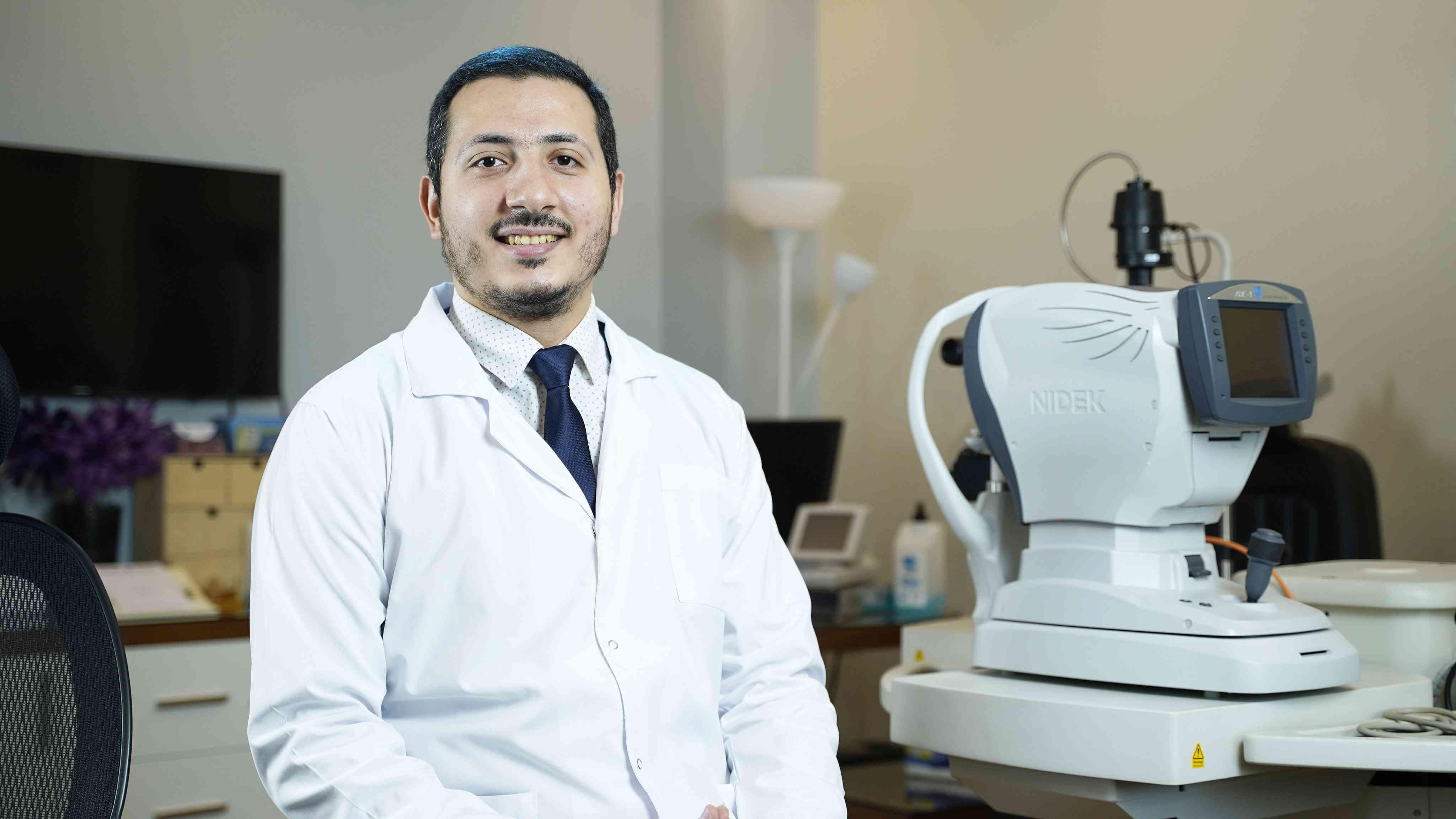 دكتور محمد نصر الدين