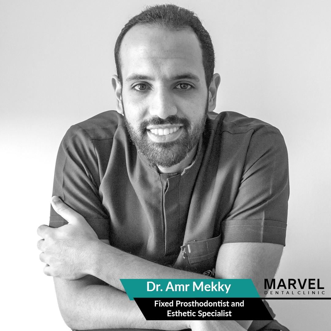 دكتور عمرو مكي